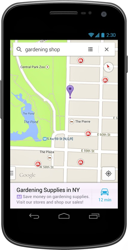 Phonegap Geolocation Google Maps Example